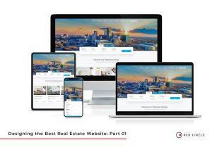 Raleigh Real Estate Website Design Part 1